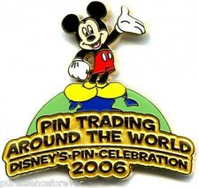 WDW It All Started With Walt 2006 Partners LE Gift Pin