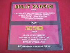 SEALED LP - DOLLY PARTON SINGS / FAYE TUCKER (1978) ALSHIRE STEREO S-5351