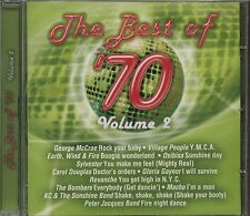 The best of '70 vol. 2 - GEORGE MCRAE VILLAGE PEOPLE SYLVESTER CD EDITORIALE