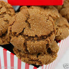 2 doz SOFT Crackly SUGAR-coated GINGER SNAPS Cookies
