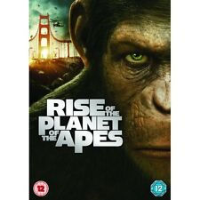 Rise of the Planet of the Apes DVD Brand New
