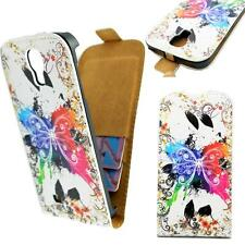 Flip Pu Leather Cell Phone Card Slot Cover Case For Samsung Galaxy S4 S IV i9500