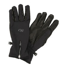 NEW Outdoor Research StormTracker Glove Men's Medium BLACK NWT