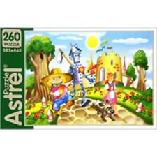 The Wizard of Oz Fairy Tale 260 Piece Puzzle Astrel Imported NEW
