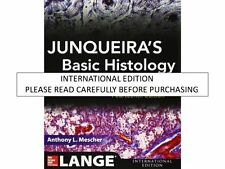 Junqueira's Basic Histology: Text and Atlas,14e by Mescher