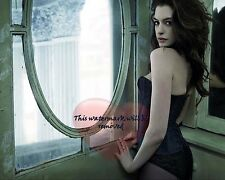 Anne Hathaway. 8X10 GLOSSY PHOTO PICTURE IMAGE ah80