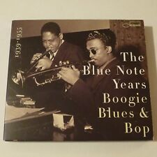 2xCD: The Blue Note Years, Vol. 1: Boogie Woogie Blues & Bop ~ 1999 Blue Note