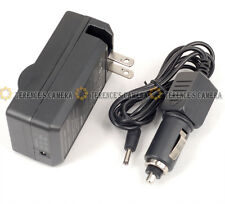 BATTERY CAR CHARGER FOR Canon LP-E8 EOS 550D 600D 650D Rebel T4 T3i T2i