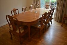 Dining Room table and 8 x chairs