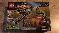 +++ LEGO - BATMAN THE JOKER STEAM ROLLER #76013 BRAND NEW SEALED! +++