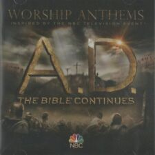 A.D. Worship Anthems: The Bible Continues CD 2015 (Newsboys, Jeremy Camp) NEW