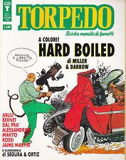 Rivista TORPEDO  n° 3 - edizione Acme