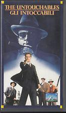 The Untouchables - Gli intoccabili (1987) VHS PARAMOUNT