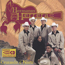 HERRERA,HERMANOS - CRUZANDO AL NORTE [CD NEW]