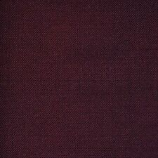 Maroon Twill All Wool Suiting - 3.50 Metres