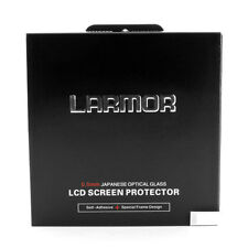 LARMOR GGS Self-Adhesive Optical Glass LCD Screen for FUJIFILM X-E2 X-100T UK