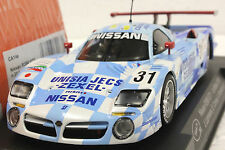SLOT IT SICA14E NISSAN R390 GT1 LE MANS 1998 NEW 1/32 SLOT CAR IN DISPLAY CASE