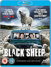 Black Sheep  DVD Blu-ray Nathan Meister, Tammy Davis, Peter Feeney, Oliver Drive