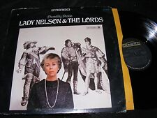 Mod Organ 60s Mood LP Partia Nelson LADY NELSON & THE LORDS Picadilly Pickle ODD