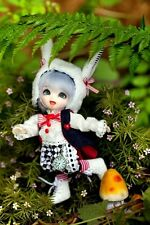 1/8 BJD doll SD Doll fairyland pukifee pongpong FREE FACE MAKE UP+FREE EYES