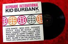 LP Kid Burbank: Hitparade International (Brunswick 87 916 Hifi) D