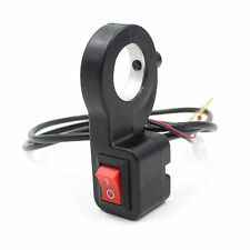 "7/8"" Handlebar On Off Kill Switch Light Button Electric Bike Motorcycle Ebike UK"