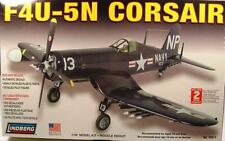 F4U-5N Corsair  US Navy      WW2                                   1/48 Lindberg