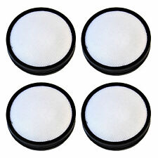 4x HQRP Filters for Hoover UH70939 UH72400 UH72401 UH72405 UH72409 WindTunnel