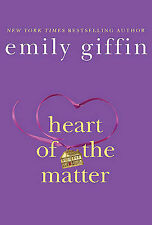 Heart of the Matter, Giffin, Emily