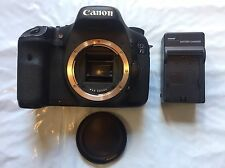 Canon EOS 7D 18.0 MP Digital SLR Camera - Black (Body Only) Dust