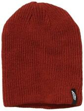 BNWT NEW BOYS VANS MISMOEDIG KNITTED BEANIE HAT WINTER YOUTHS JUNIOR RED THICK