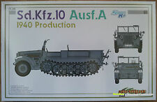 CyberHobby 6630 Sd.Kfz.10 Ausf. A Smart Kit  1:35