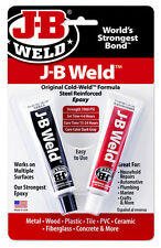 "JB Weld ""2ND POST"" Original 'Cold Weld' Formula Steel Reinforced Epoxy Adhesive"