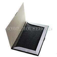 100 Sheets Stencil Paper Copy Hectograph Transfer Carbon Repro A4 21*33cm Black