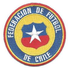 CHILE FOOTBALL/SOCCER PATCH IRON ON OR SEW ON COPA AMERICA CENTENARIO 2016