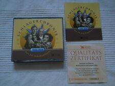 Schlagerchronik 1930 - 1939 / 3 CD Set - 31 seitiges Booklet