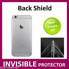 NEW Apple iPhone 6S INVISIBLE BACK BODY Screen Protector Shield Skin Military