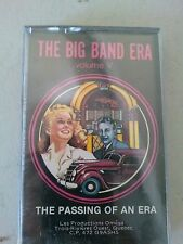 SEALED--THE BIG BAND ERA VOLUME V THE PASSING OF AN ERA