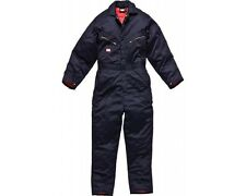 Dickies Lined Coverall Overalls Boiler Suit Warm Quilted Workwear WD2360R