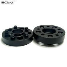2X 25mm/1 inch BMW 5 Lug Wheel Spacers fit E36 E46 E87 E90 E91 M3 E60 with Bolts