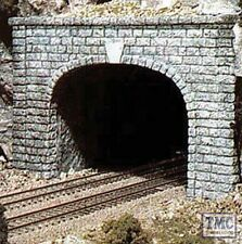 C1157 Woodland Scenics N Gauge Tunnel Port Cut Stn DBlack 2ea