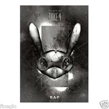 B.A.P BAP - B.A.P RECORDING TAKE 4 (DVD+80p Photobook+Plastic Photocard) k-pop