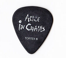 JERRY CANTRELL ALICE IN CHAINS CONCERT USED GUITAR PICK RARE OBTAINED IN PERSON