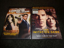 LONDON BOULEVARD & THE IMITATION GAME-2 movies-KEIRA KNIGHTLEY, COLIN FARRELL