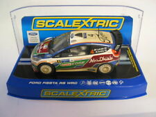 SCALEXTRIC C3300 FORD FIESTA RS WRC NO 4 LATVALA ANTTILA MINT BOXED