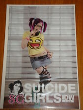 SUICIDE GIRLS #2 VARIANT RI COVER IDW