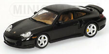 Minichamps 1:43 Porsche 996 turbo 2005-darkgreen-met.