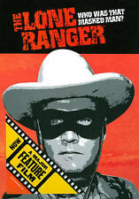 The Lone Ranger: Who Was That Masked Man DVD