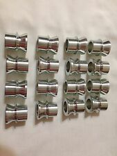 "Zinc Coated Misalignment Spacers 1""-3/4"" 4link Suspension Set Of 16 Heim Joint"
