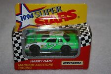 NIB - MATCHBOX 1994 SERIES II SUPER STARS - MANHEIM AUCTIONS RACING - 7 - Ltd Ed